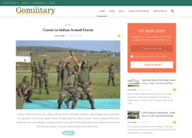 gomilitary.in