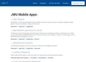 gomobile.jwu.edu