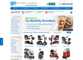 gomobilityscooters.com