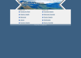 gomorristown.com