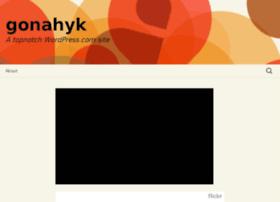 gonahyk.wordpress.com