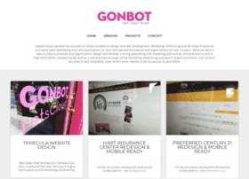 gonbotstudio.com