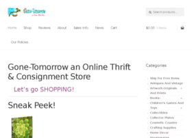 gone-tomorrow.com