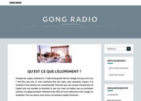 gongradio.fr