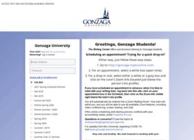 gonzaga.mywconline.com