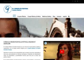 gonzalez-fontana.com