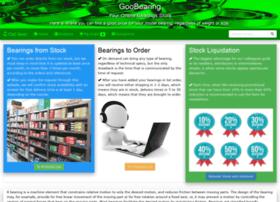 goobearing.com