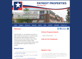 goochlandva.patriotproperties.com