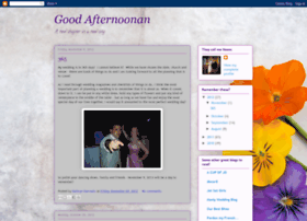 good-afternoonan.blogspot.com