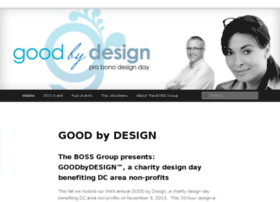 good-by-design.thebossgroup.com