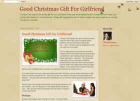 good-christmas-gift-for-girlfriend.blogspot.com