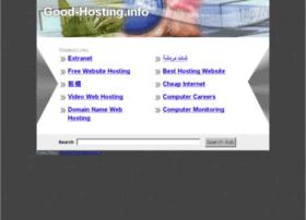 good-hosting.info