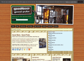 goodbeergoodpubs.co.uk