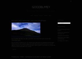 goodblimey.com