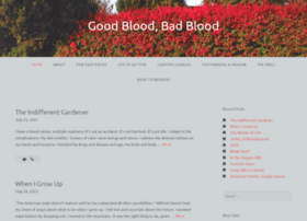 goodbloodbadblood.wordpress.com