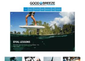 goodbreezekiteboarding.com