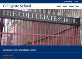 goodbye.collegiateschool.org