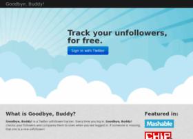 goodbyebuddy.com