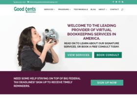goodcentsbookkeeping.com
