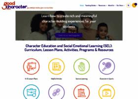 goodcharacter.com