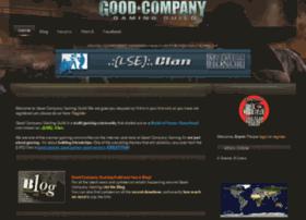goodcompanygaming.com