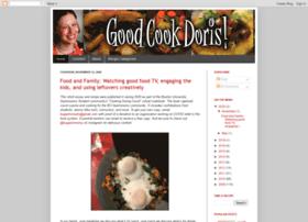 goodcookdoris.com