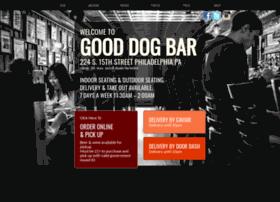 gooddogbar.com