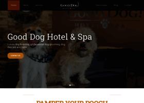 gooddoghotel.com