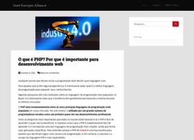 goodenergiesalliance.com