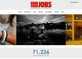 goodfoodjobs.com