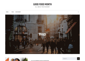 goodfoodmonth.org