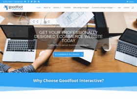 goodfootinteractive.com