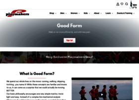 goodformrunning.com