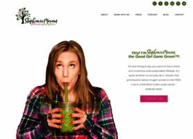 goodgirlgonegreen.com