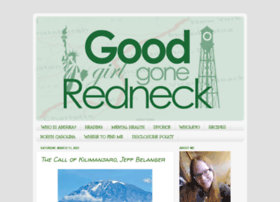 goodgirlgoneredneck.blogspot.com