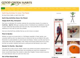 goodgreenhabits.com