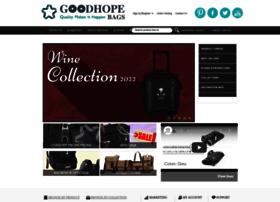 goodhopebags.com