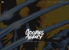 goodiesagency.com