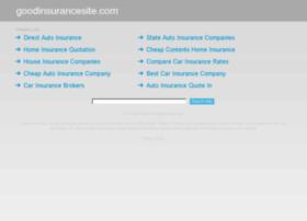 goodinsurancesite.com