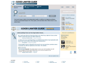 goodlawyerguide.co.uk