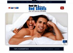 goodlifebedsheets.com