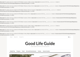 goodlifeguide.net