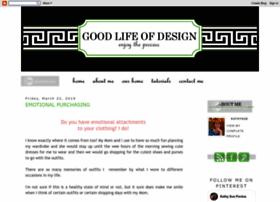 goodlifeofdesign.blogspot.com