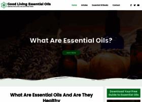 goodlivingessentialoils.com