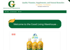goodlivingwarehouse.com