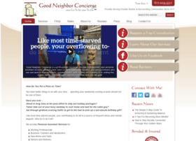 goodneighborconcierge.com