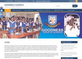goodnessschools.com