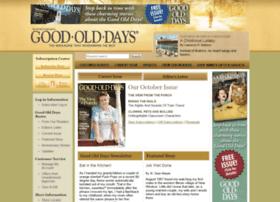 goodolddaysmagazine.com
