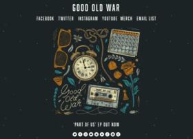 goodoldwar.com
