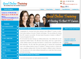 goodonlinetraining.com